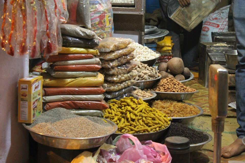 Spice Shop, Agra