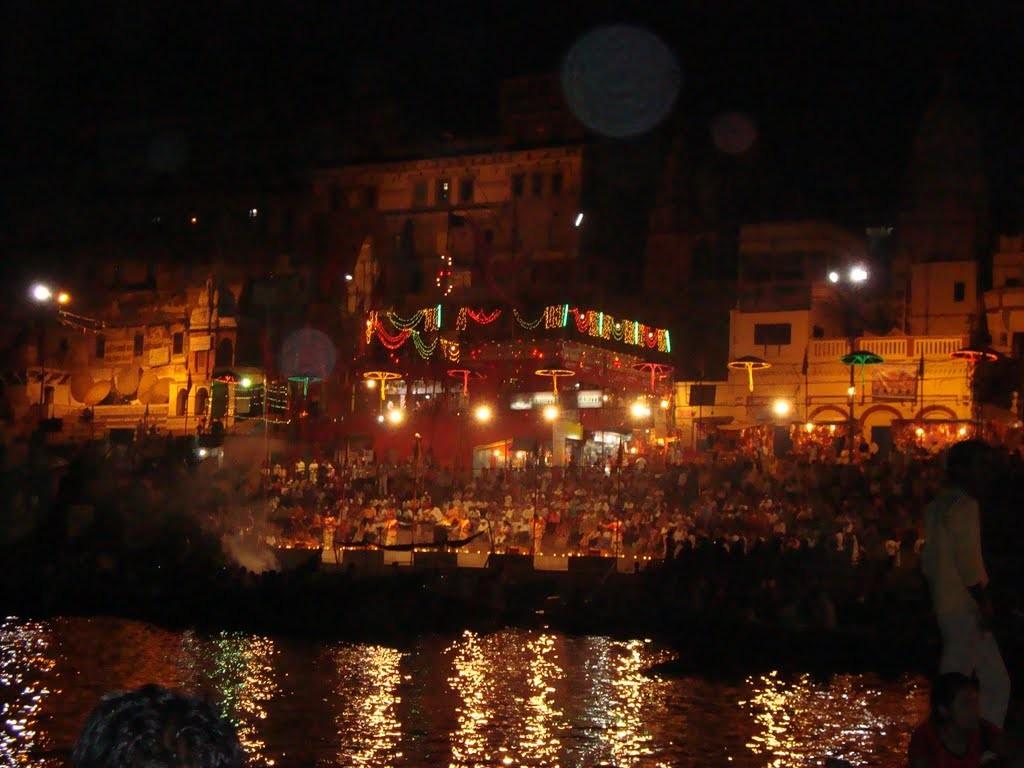 Aarti Ceremony, Varanasi
