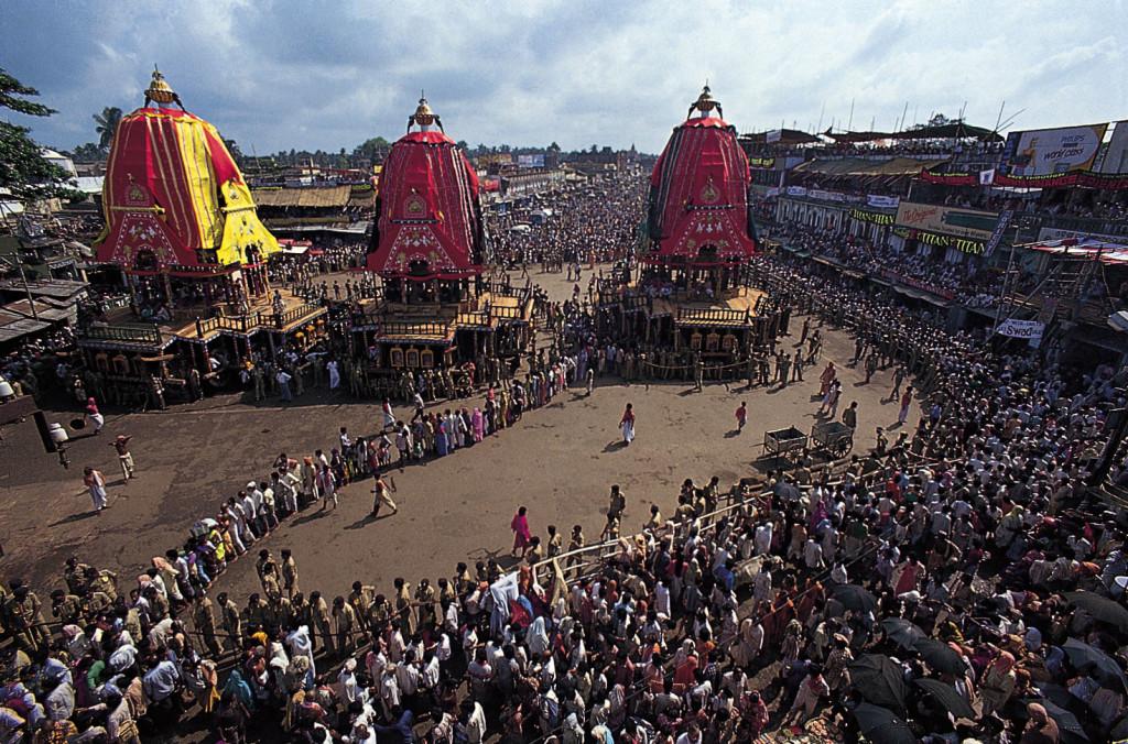 Rath-Yatra-Puri