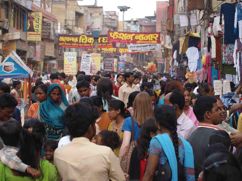 Shopping in Varanasi's Local Market