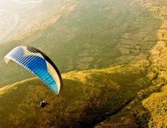 Paragliding, Kamshet