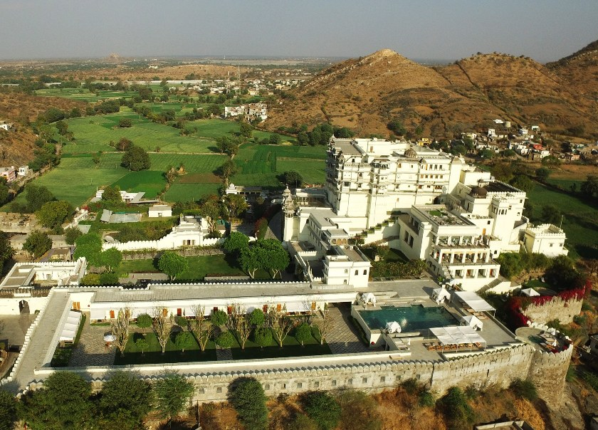 Devi Garh Palace